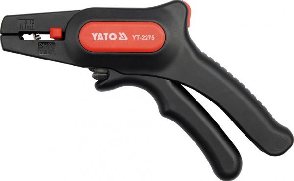 Decablator YATO, Automat, 195mm, 0.5-6mm 0