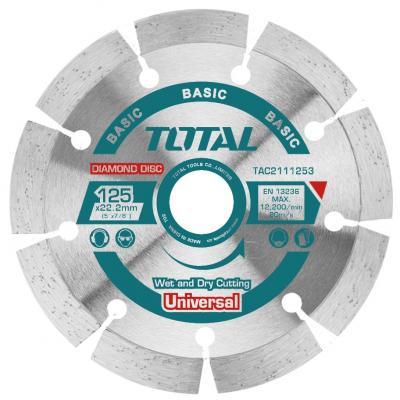 Disc Diamantat TOTAL Segmentat 0