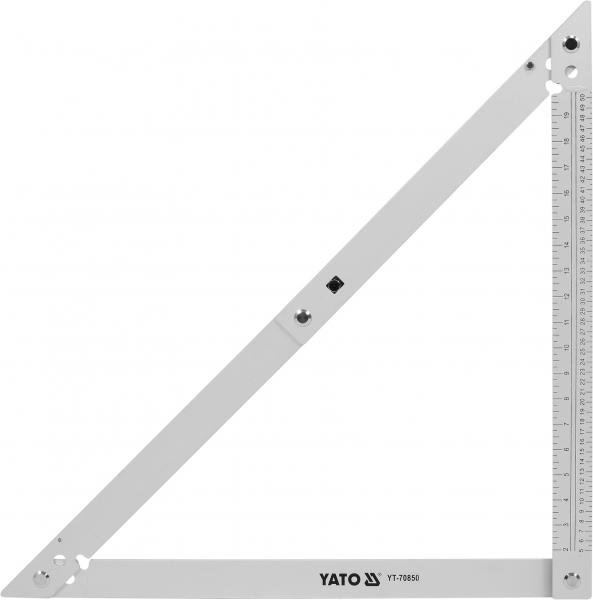 Echer Pliabil YATO, Aluminiu, 840 X 600 X 600mm 0