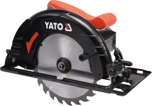Fierastrau circular YATO, 1300W, 190mm 0