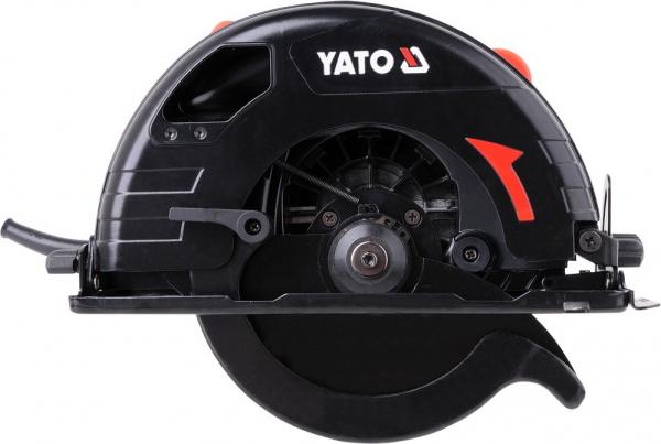 Fierastrau circular YATO, 1300W, 190mm 4