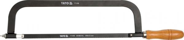 Fierastrau cu Cadru Metalic YATO, 24TPI, 300mm 0