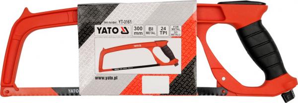 Fierastrau Pentru Metal YATO, 24TPI, 300mm 1