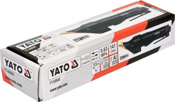Foarfeca Pneumatica YATO, 2500 rpm 2