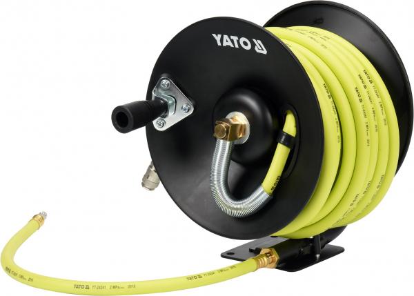 Furtun de aer comprimat YATO, HYBRID AIR, 9.5mm, 15m, 20bar 2