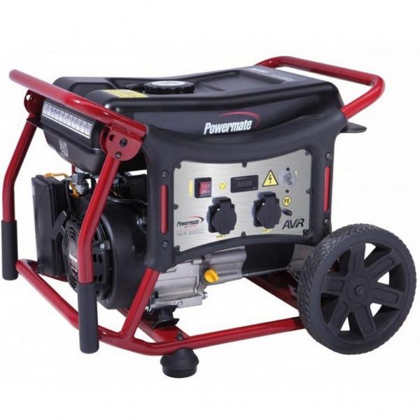 Generator de curent PRAMAC, monofazat, POWERMATE, tip WX2200, 2.2 kW 0