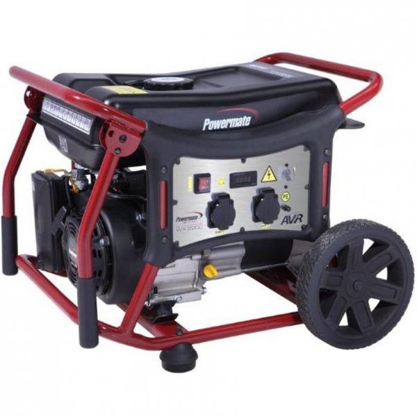 Generator de curent PRAMAC, monofazat, POWERMATE, tip WX3200, 2.95 kW [0]