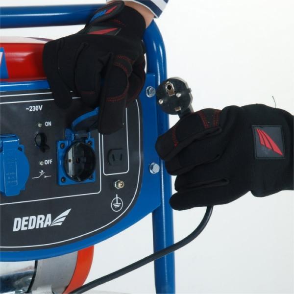 Generator de Putere DEDRA, 2kW, Benzina [1]