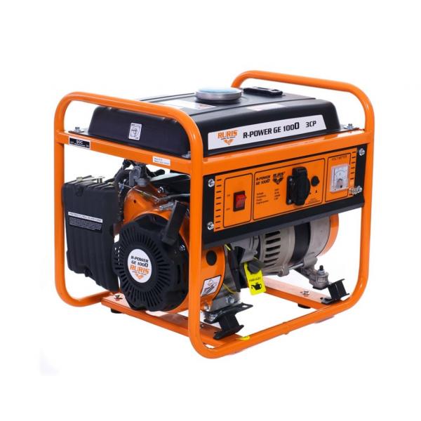 Generator de putere RURIS, R-Power GE1000, 1000W, benzina, 3CP [0]