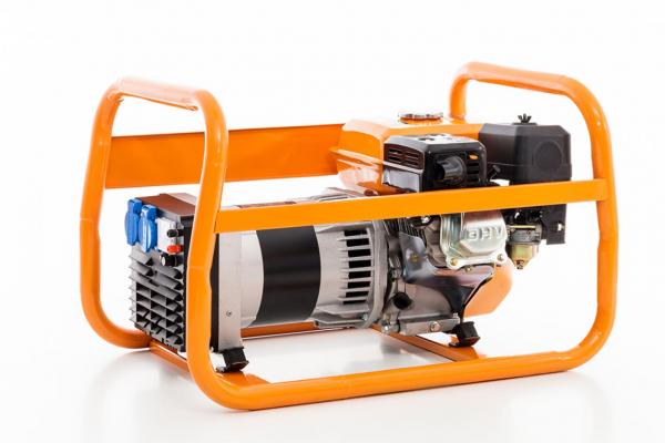 Generator de putere RURIS, R-Power GE2500S, 2500W, benzina, 7CP 1
