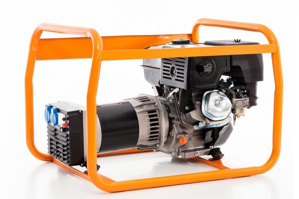 Generator de putere RURIS, R-Power GE5000S, 5000W, benzina, 13CP 1