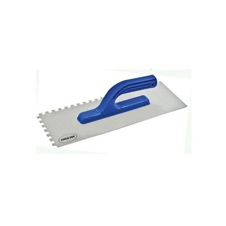 Gletiera cu dinti VENUS DSH, 280X125mm, 10X10mm 0