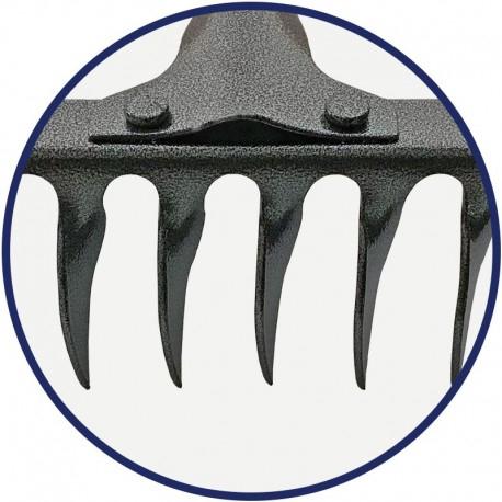 Grebla 18 dinti rasuciti VENUS DSH, fara coada, latime 425mm 1