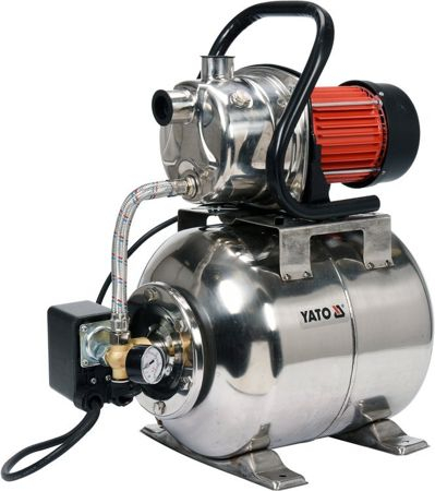 Hidrofor YATO, Inox, 1200W, 4000 l/h [1]