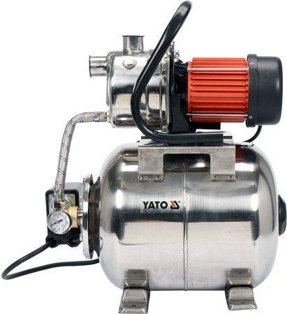 Hidrofor YATO, Inox, 1200W, 4000 l/h [0]