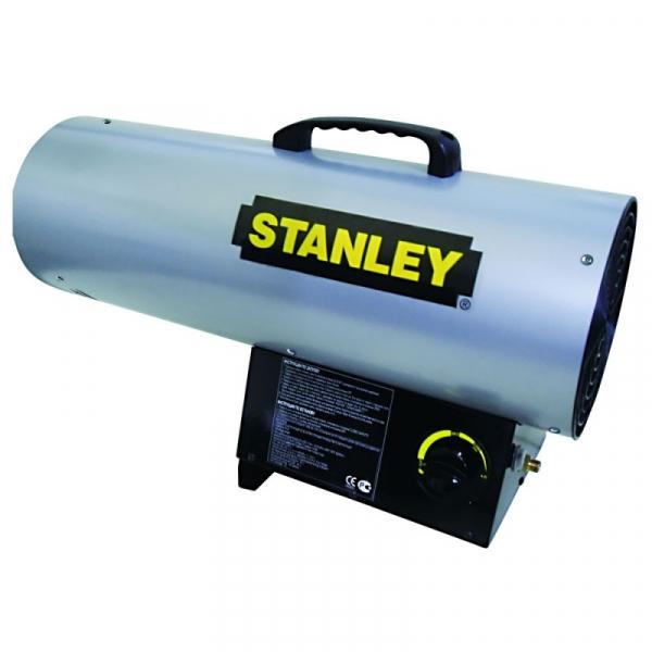 Incalzitor cu Gaz STANLEY, 28.4kW, 230V, cu Regulator, Flux de Aer 680 m3/h 0