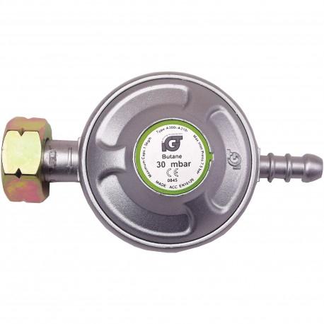 Kit VENUS DSH, pentru butelie gaz, Regulator presiune + Furtun 1.5m + 2 Coliere 1