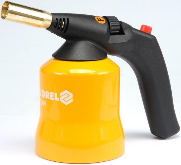Lampa gaz VOREL, aprindere PIEZO-ELECTRICA, 190g [1]