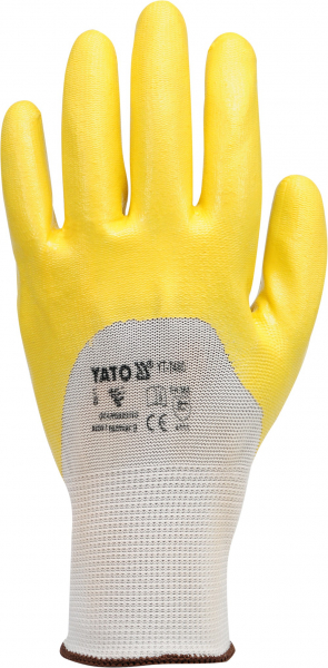 Manusi protectie YATO nitril 1