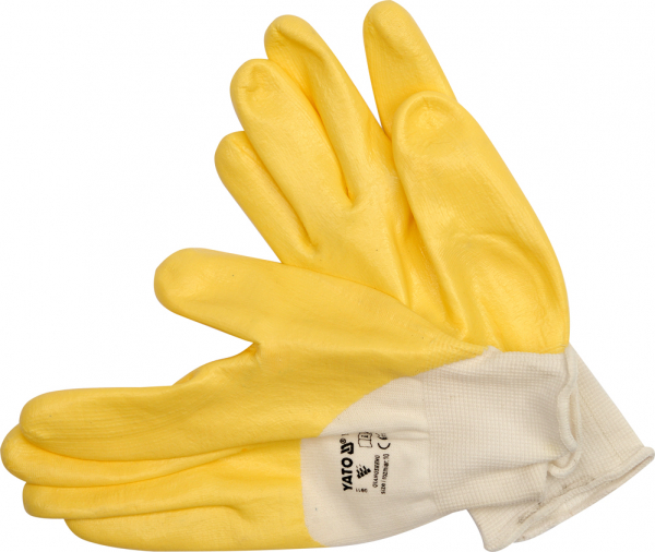 Manusi protectie YATO nitril 0