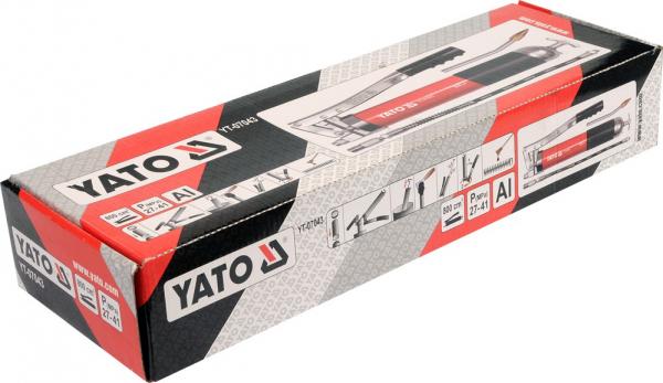 Masina de Gresat YATO Aluminiu [2]