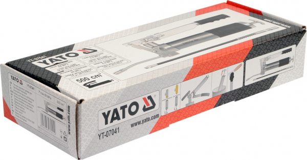 Masina de Gresat YATO, cu Variator de Presiune, 500CM3 1
