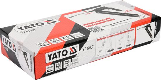 Masina de Gresat YATO, Pneumatica, 1/4, 0.63 MPA, 400CM3 2