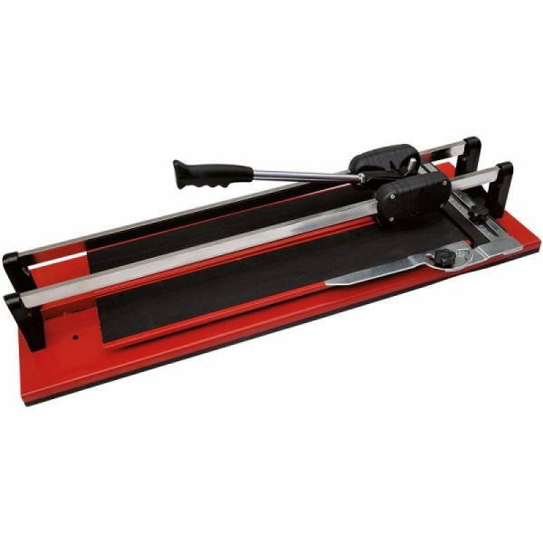 Masina de taiat gresie si faianta DEDRA, blat amortizat, ghidaje plate, lungime de taiere 900mm 0