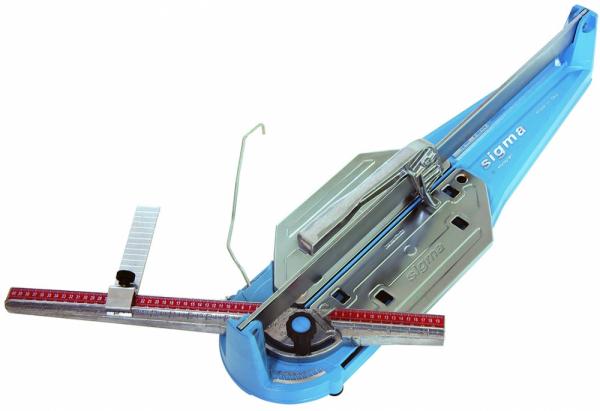 Masina de taiat gresie si faianta SIGMA, blat amortizat, lungime de taiere 660mm 0