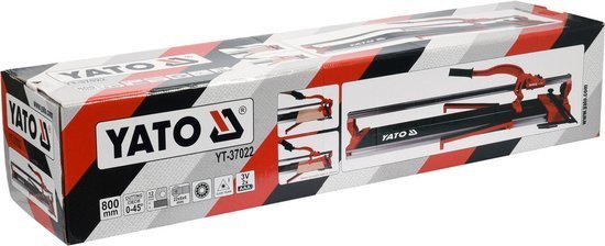 Masina de Taiat Gresie si Faianta YATO, cu Laser, Lungime de Taiere 800mm [4]