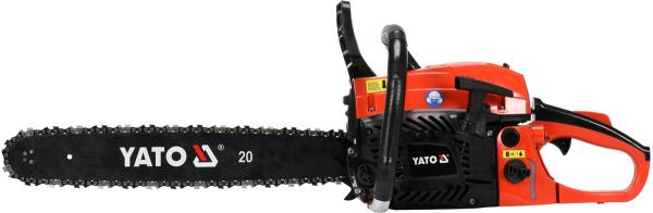 Motofierastrau pe Benzina YATO, 2.5kW, 3.4Cp, 48cm 1