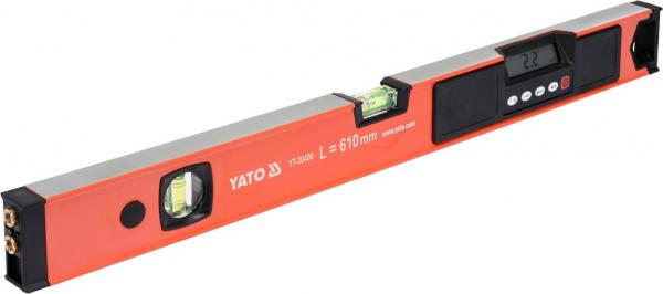 Nivela cu Laser YATO, Electronica, 610mm 1