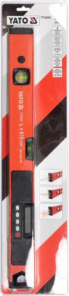 Nivela cu Laser YATO, Electronica, 610mm 5
