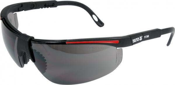 Ochelari de protectie YATO, lentila neagra, protectie UV [0]