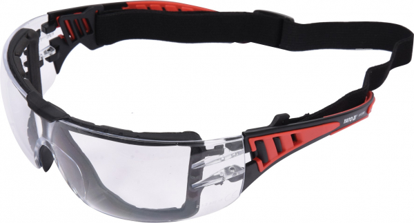 Ochelari de protectie YATO, policarbonat, transparent 2
