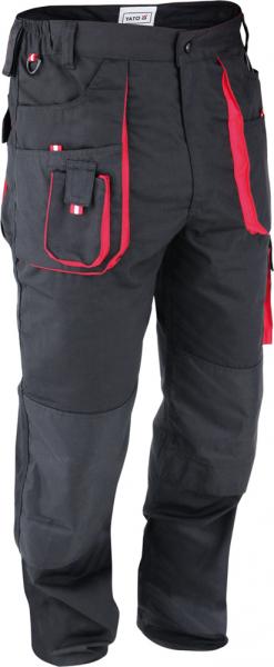 Pantalon de Lucru YATO Poliester/Bumbac 0