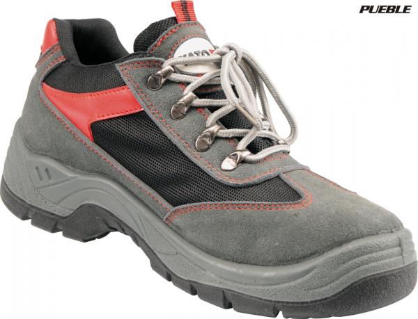 Pantofi de protectie YATO piele S3, 200J, gri 0