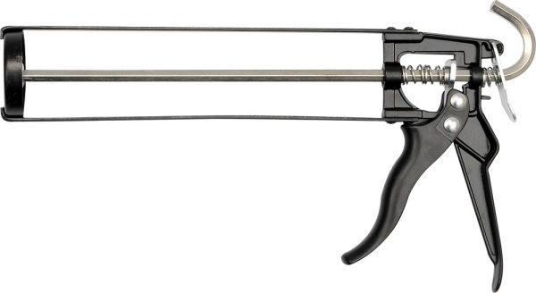 Pistol pentru silicon YATO, tip schelet, 225ml 0