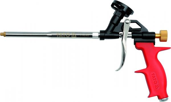 Pistol pentru spuma YATO, PTFE, buton reglaj metalic 0