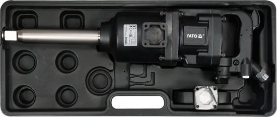Pistol Pneumatic YATO, 1 inch, 3200 Nm [3]