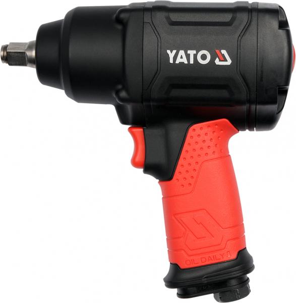 Pistol Pneumatic YATO, 1/2 inch, 1150Nm 0