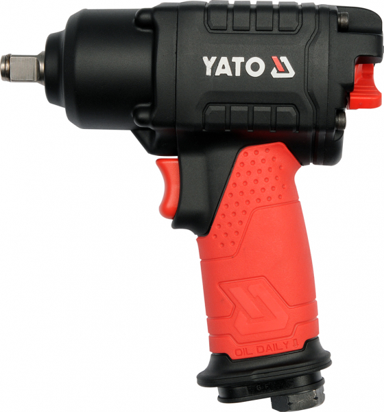 Pistol Pneumatic YATO, 1/2 inch, 570Nm [0]