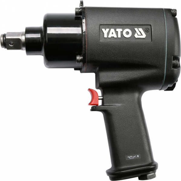 Pistol Pneumatic YATO, 3/4 inch, 1300Nm 0