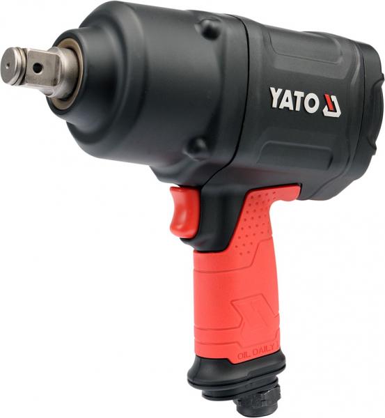 Pistol Pneumatic YATO, 3/4 inch, 1630Nm 2