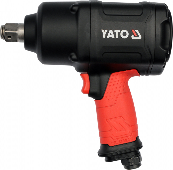 Pistol Pneumatic YATO, 3/4 inch, 1630Nm 0