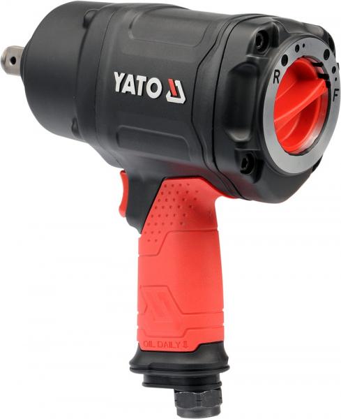 Pistol Pneumatic YATO, 3/4 inch, 1630Nm 1