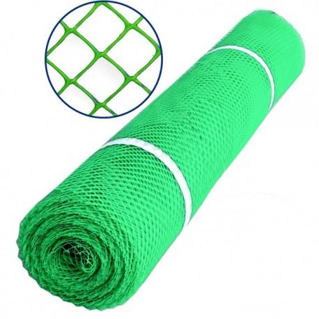Plasa polietilena VENUS DSH, romb, HDPE, rezistenta UV, 1.2X25m [0]