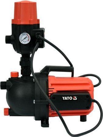 Pompa de Suprafata YATO, de Presiune Constanta, 600W, 3100 l/h [0]