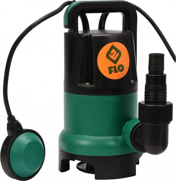 Pompa submersibila FLO, pentru apa murdara, 550W, 11500 l/h 0