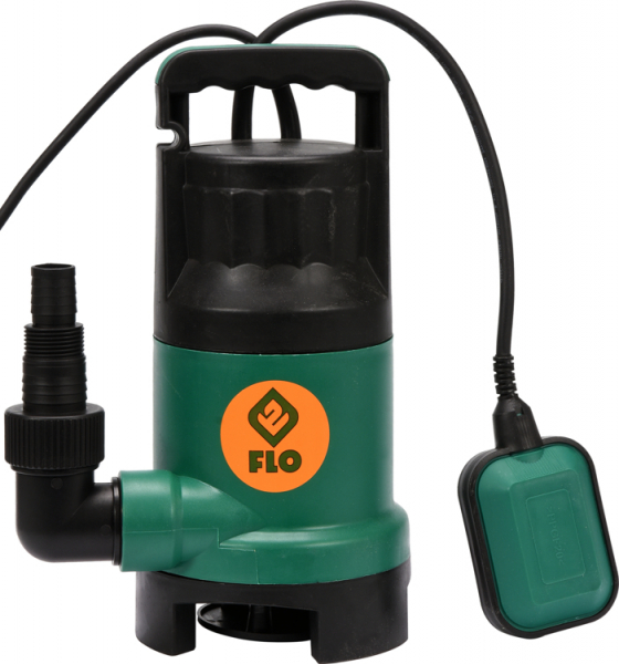 Pompa submersibila FLO, pentru apa murdara, 750W, 14000 l/h 0
